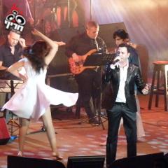 והיו גם רקדנים - ליאור נרקיס בהופעה