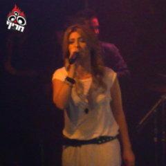 שרית חדד בהופעה בזאפה