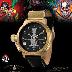חריף ואלון דה לוקו מחלקים לכם שעון יוקרתי של CHRISTIAN AUDIGIER